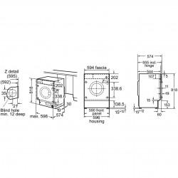 Bosch WIW28301GB