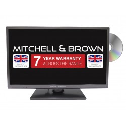 Mitchell & Brown JB241811FSMDVD