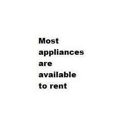 Most Appliances available