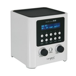 Tangent ALIO Junior DAB+/FM - White