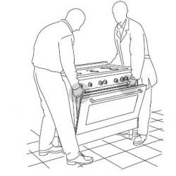 Installation Range Cooker