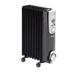 Good range of Heating In-Store from